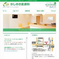 東京都大田区皮膚科 小児皮膚科 アレルギー科 形成外科