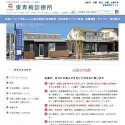 東京都青梅市内科、外科、小児科